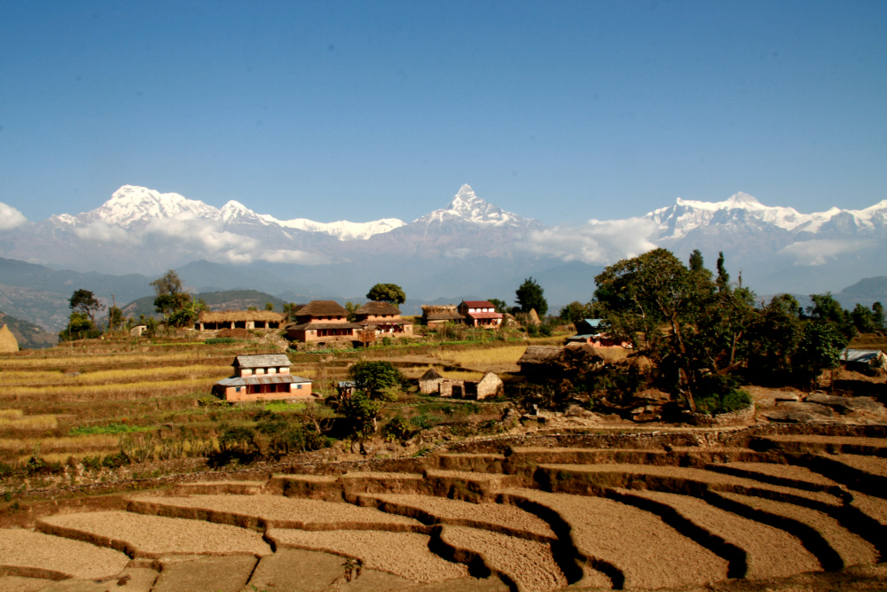 an analysis of the people and land of nepal Trans-himalayan land of upper mustang in nepal may face serious food  as in  other areas of the himalayan belt, people in mustang keep.